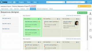 Easy Redmine Tasks Sequences video tutorial